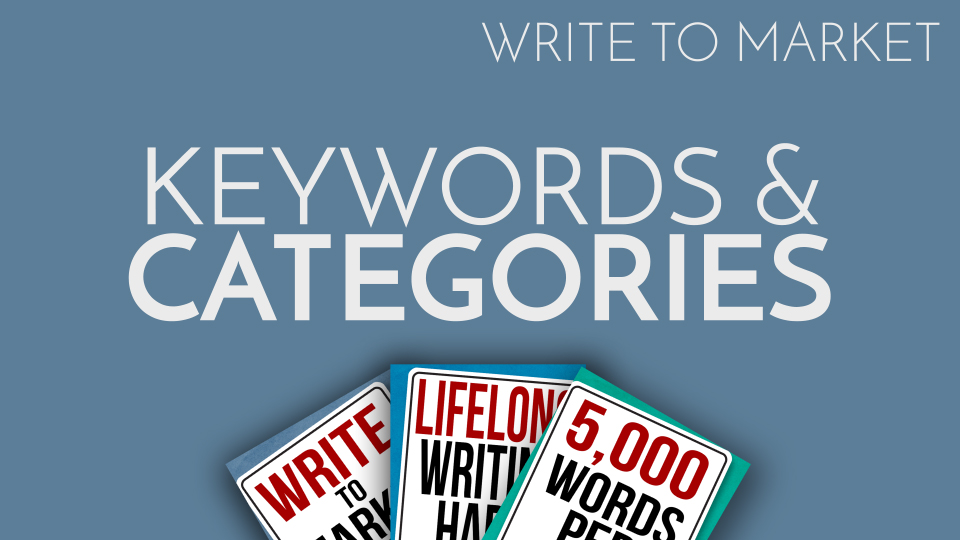 Write to Market- Keywords & Categories Thumb